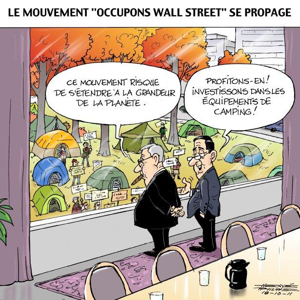Hervé Philippe. La Tribune, octobre 2011